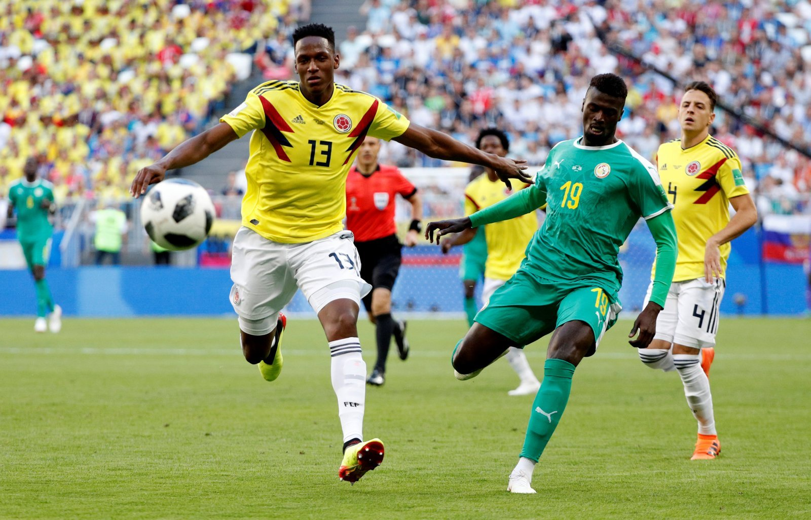 Forget Vida: Liverpool should instead join and win race for Barcelona's Yerry Mina