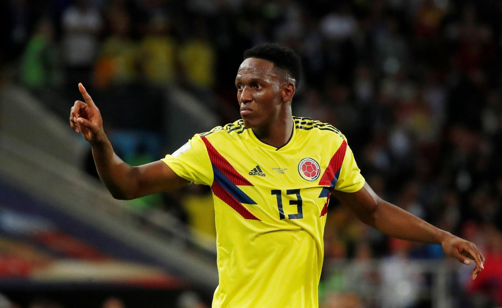 Yerry Mina would be the perfect replacement for Harry Maguire at Leicester