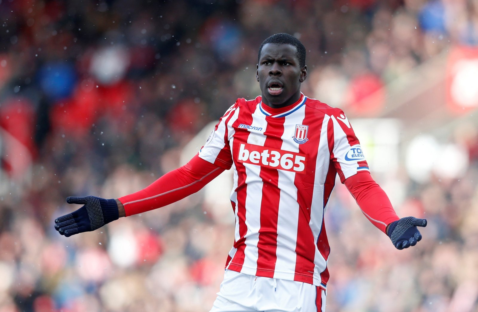 Everton fans on Twitter urge club to snap up Zouma