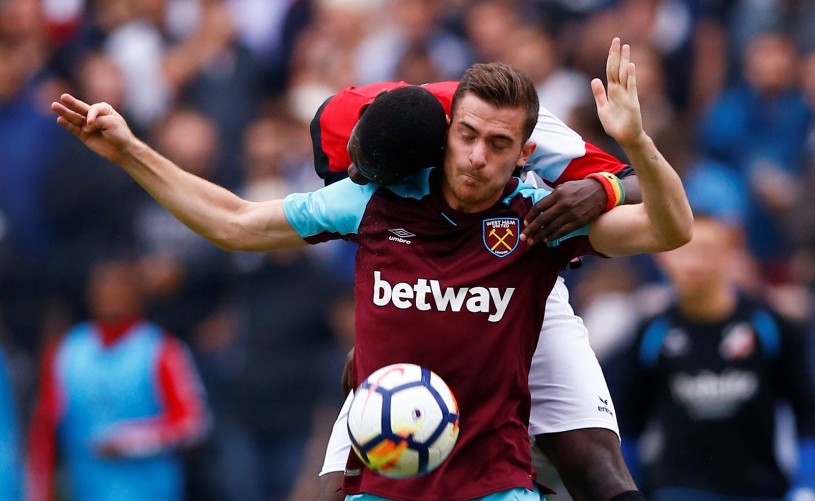 TT Introducing: West Ham's Toni Martinez is ready for his chance