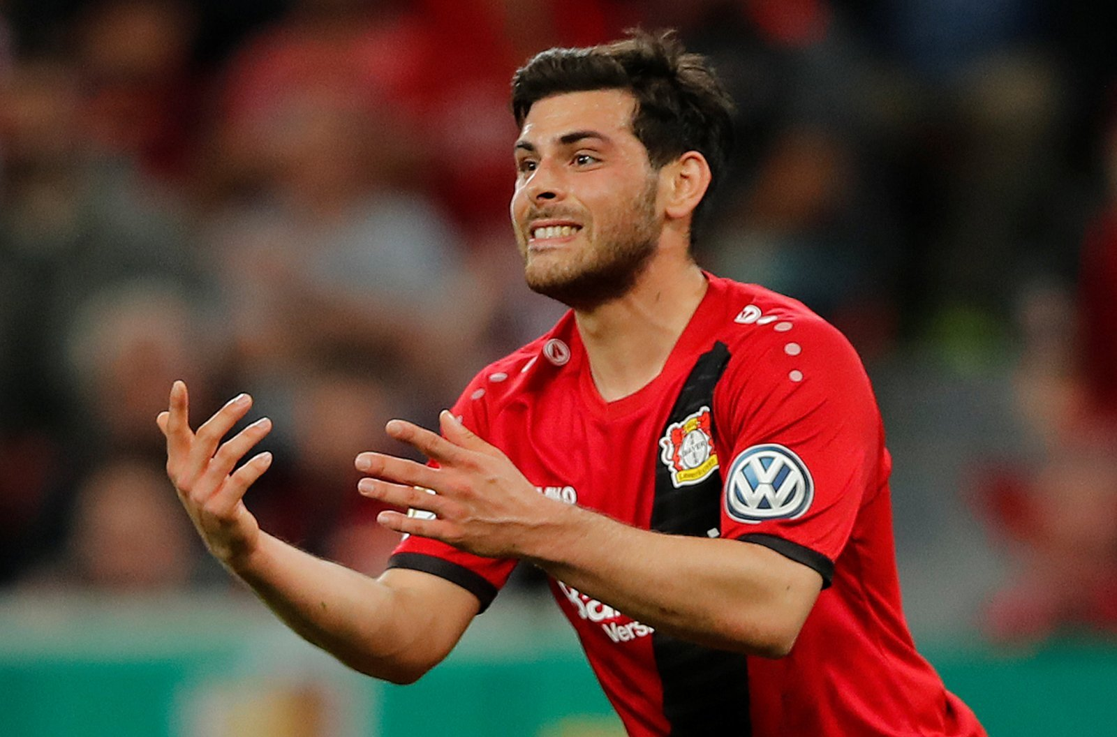 Volland the ambitious signing Newcastle United so desperately need