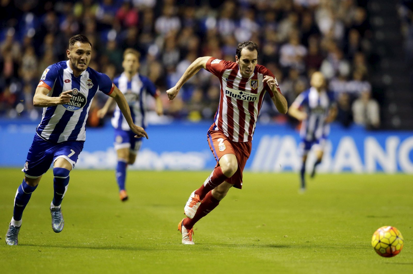 Lucas Perez could have been an ideal alternative to Salomon Rondon