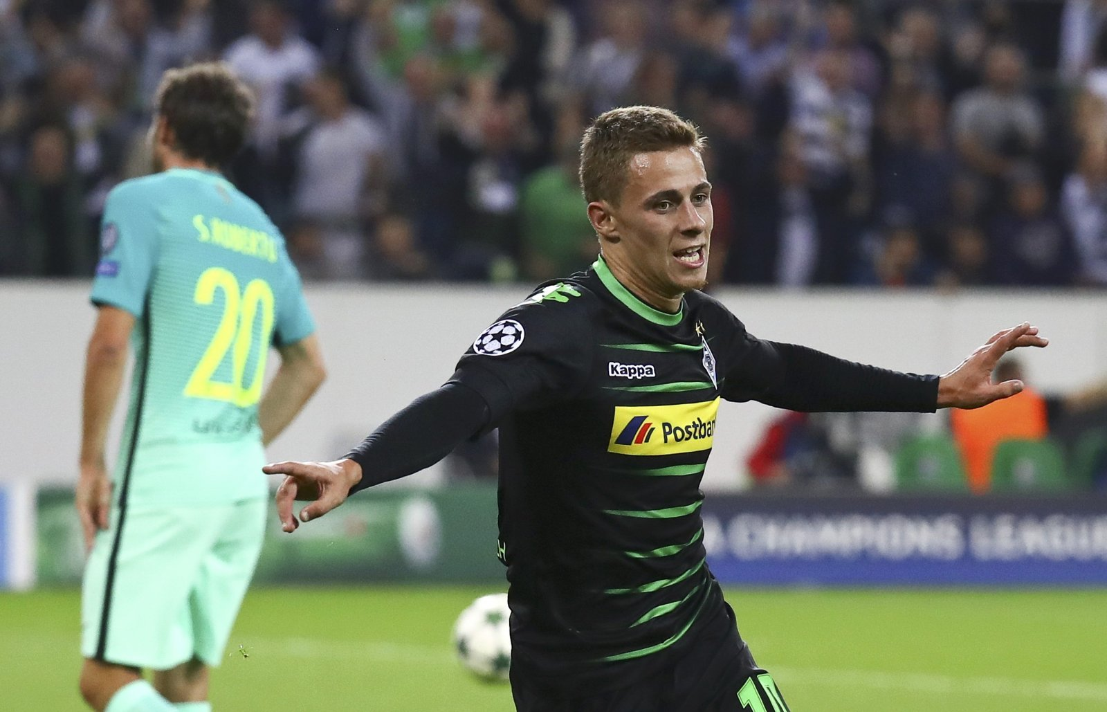 Opinion: Southampton should raid Gladbach again and sign Hazard to upgrade their attack