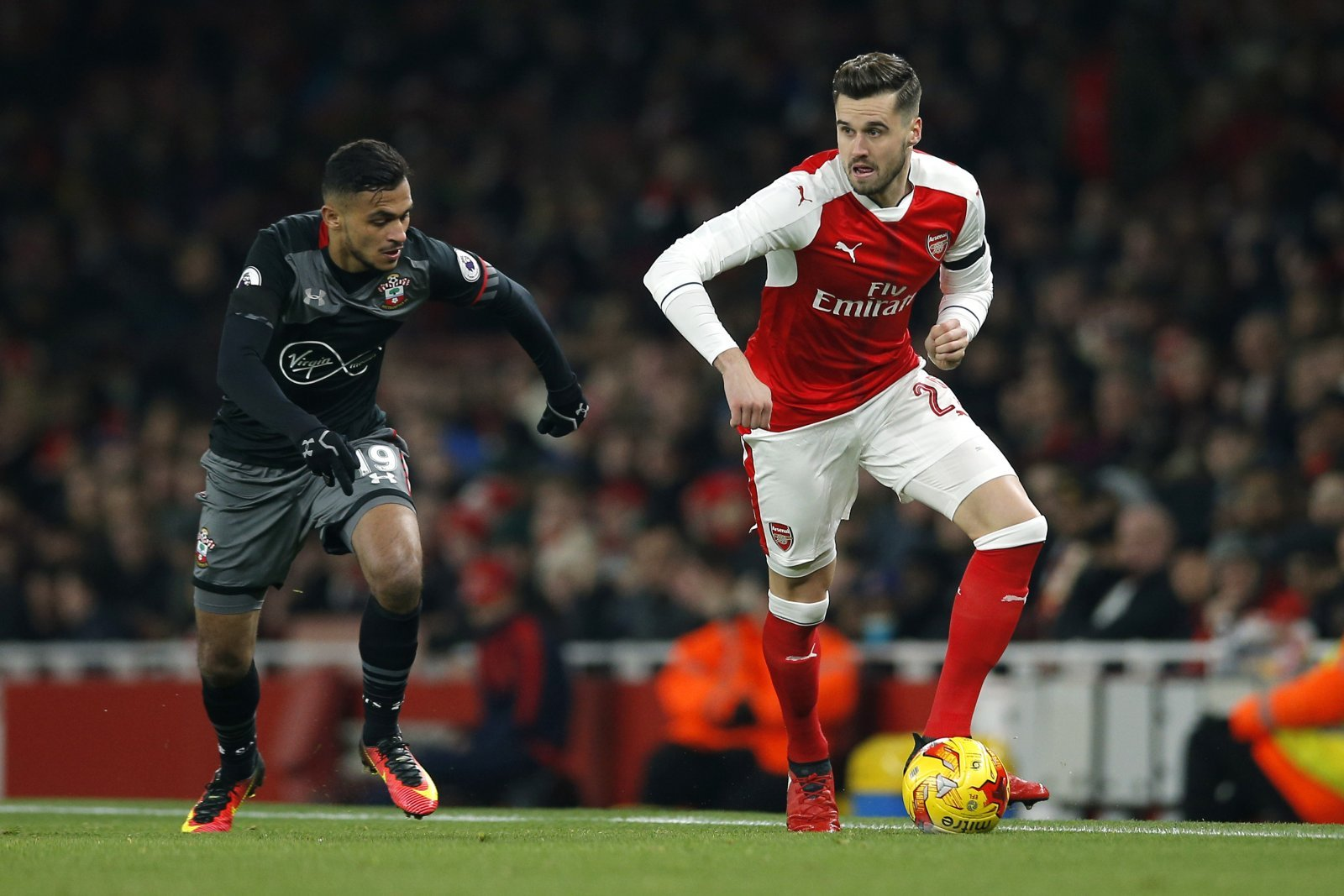 Carl Jenkinson would be the ideal signing for Celtic