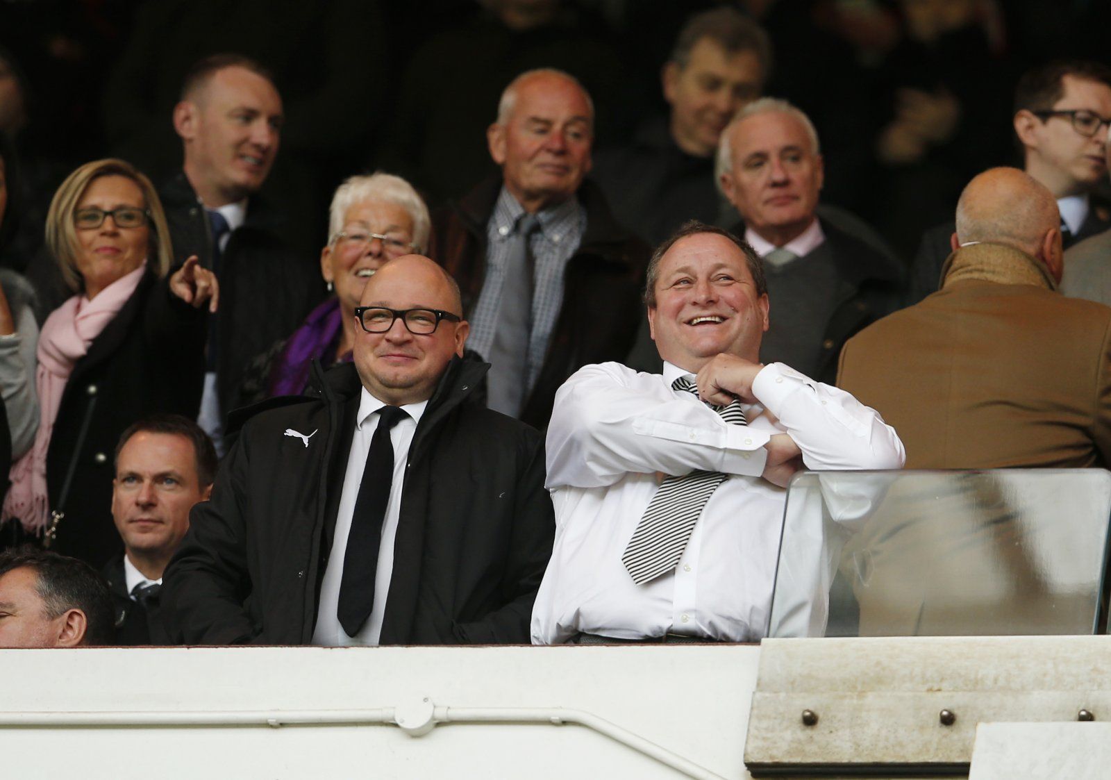 Newcastle fans on Twitter hijack club post to slate Mike Ashley and demand answers