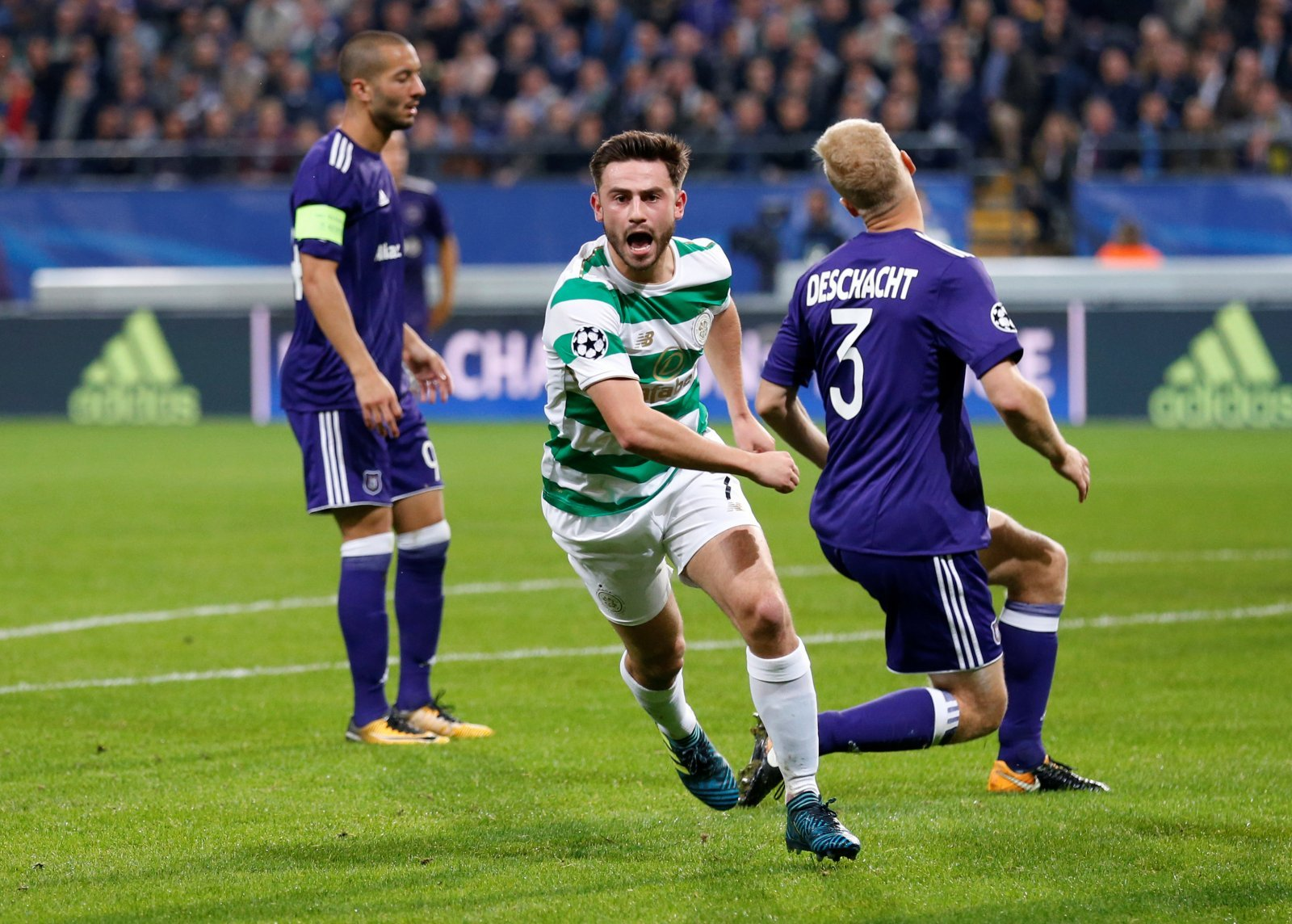 Patrick Roberts would fill the void left by Jack Grealish at Villa Park