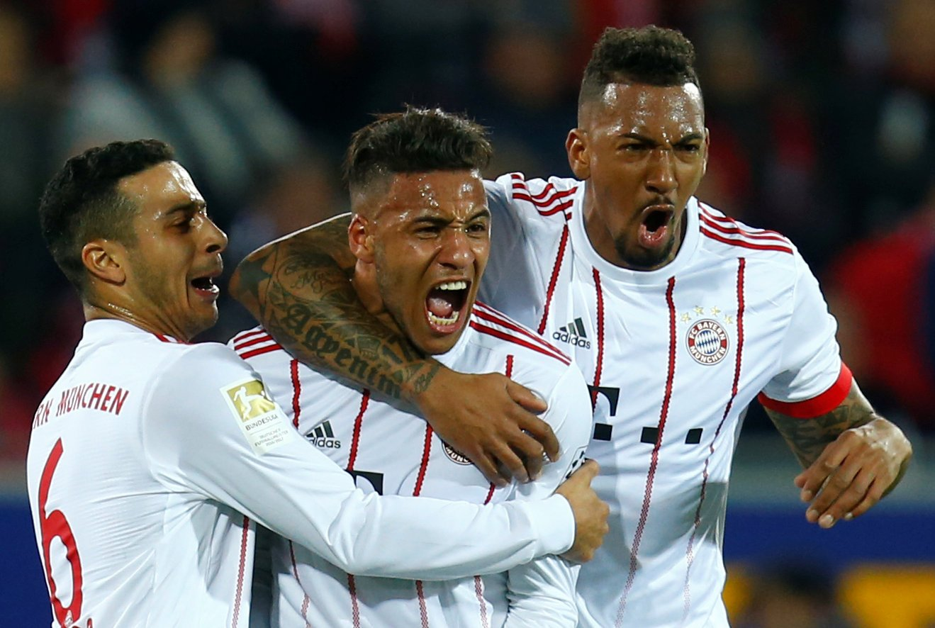 Arsenal: Jerome Boateng will be a quick fix to Gunners' defensive problems
