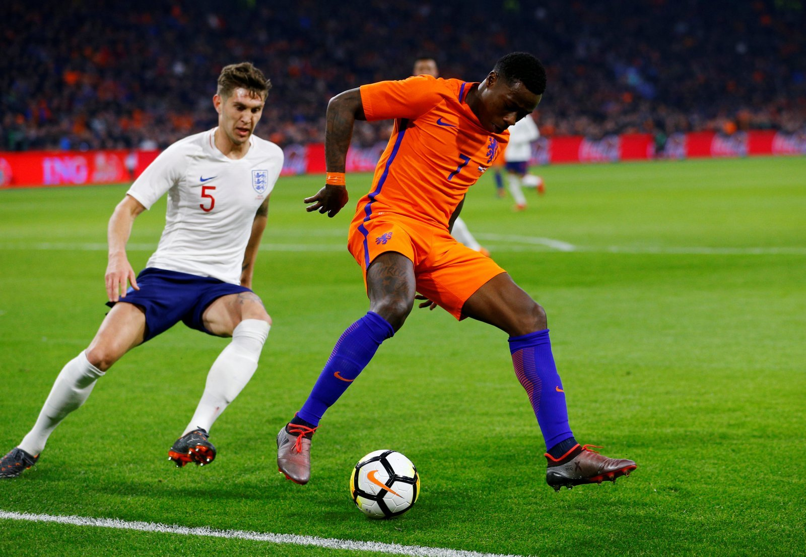 Tottenham would have been wise to land Quincy Promes in £18m deal
