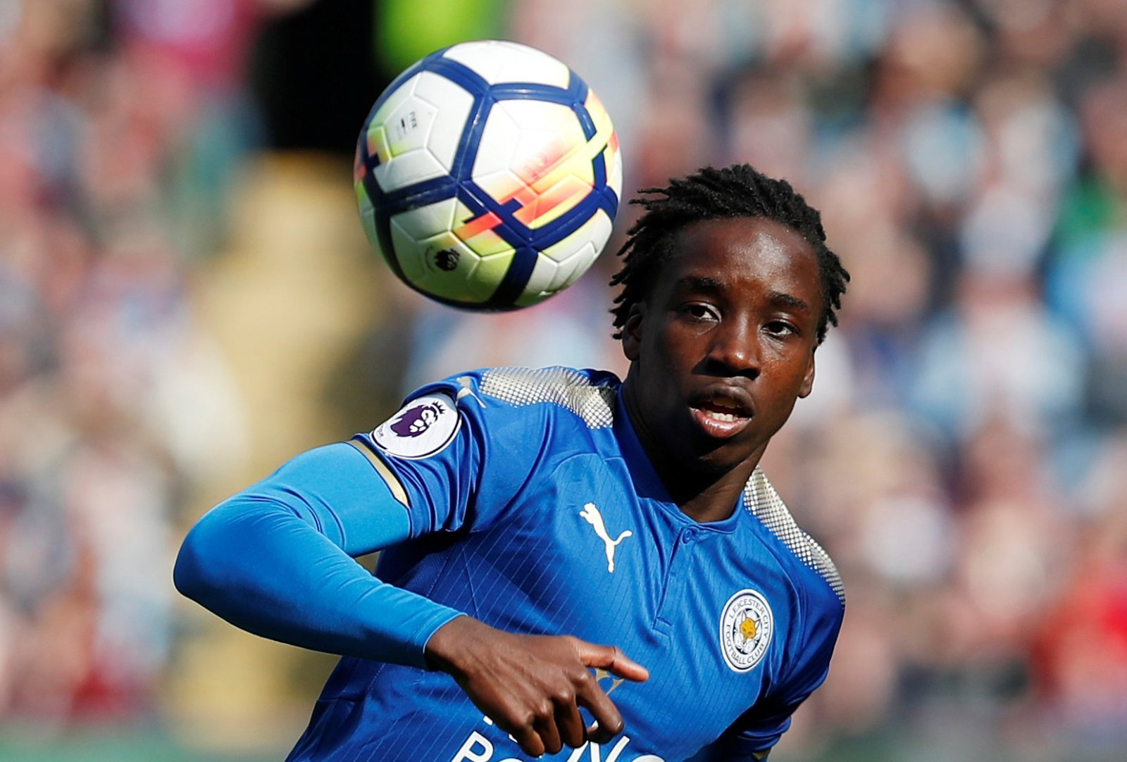 Leicester City: Fousseni Diabate's loan move doesn't include option to buy