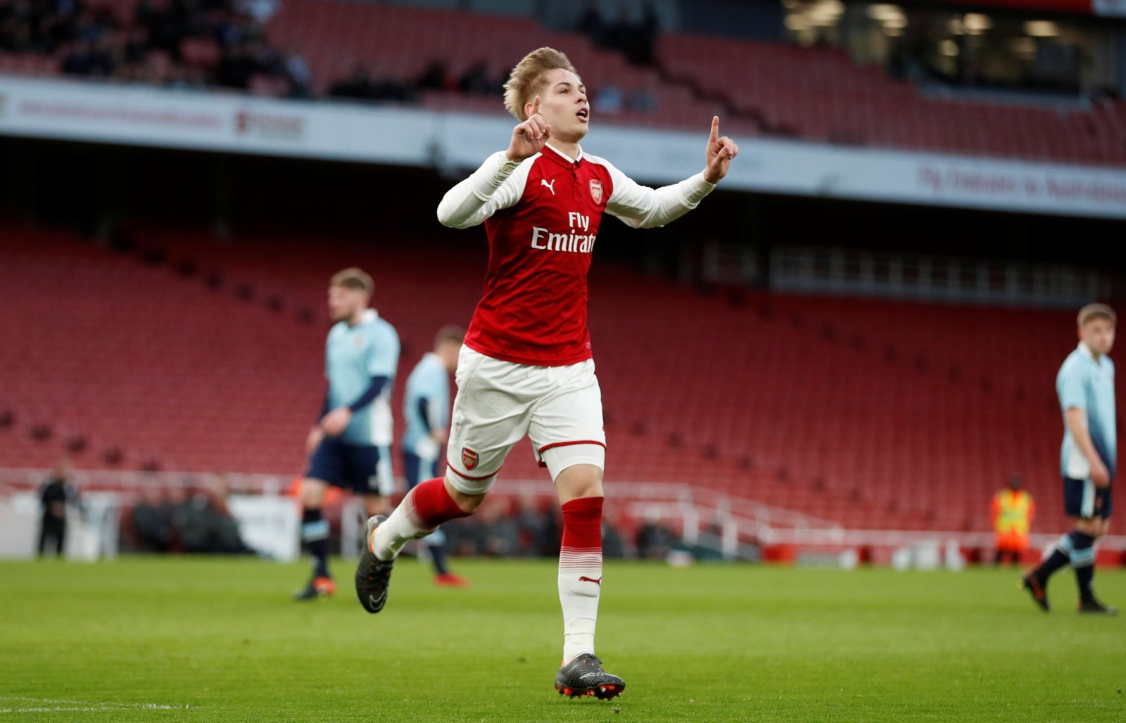Southampton could bring the best out of Emile Smith-Rowe