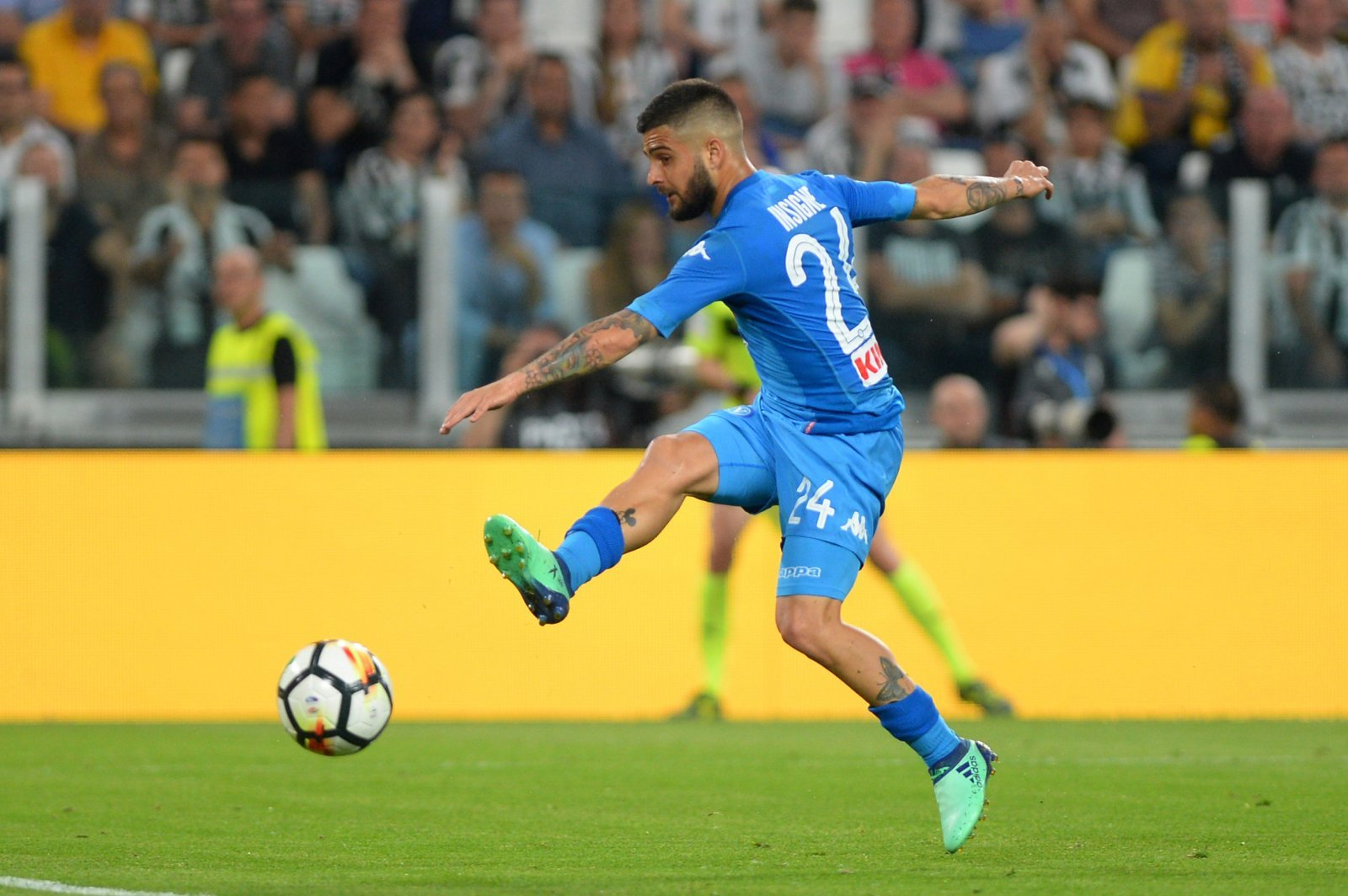 Lorenzo Insigne could bring a creative influence to Liverpool