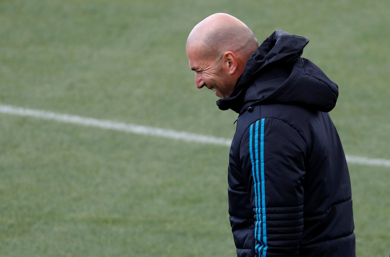Real Madrid: Fans react to video of training session