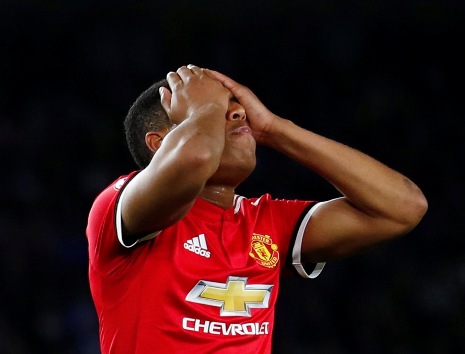 Man United considering loaning Martial to foreign club in January