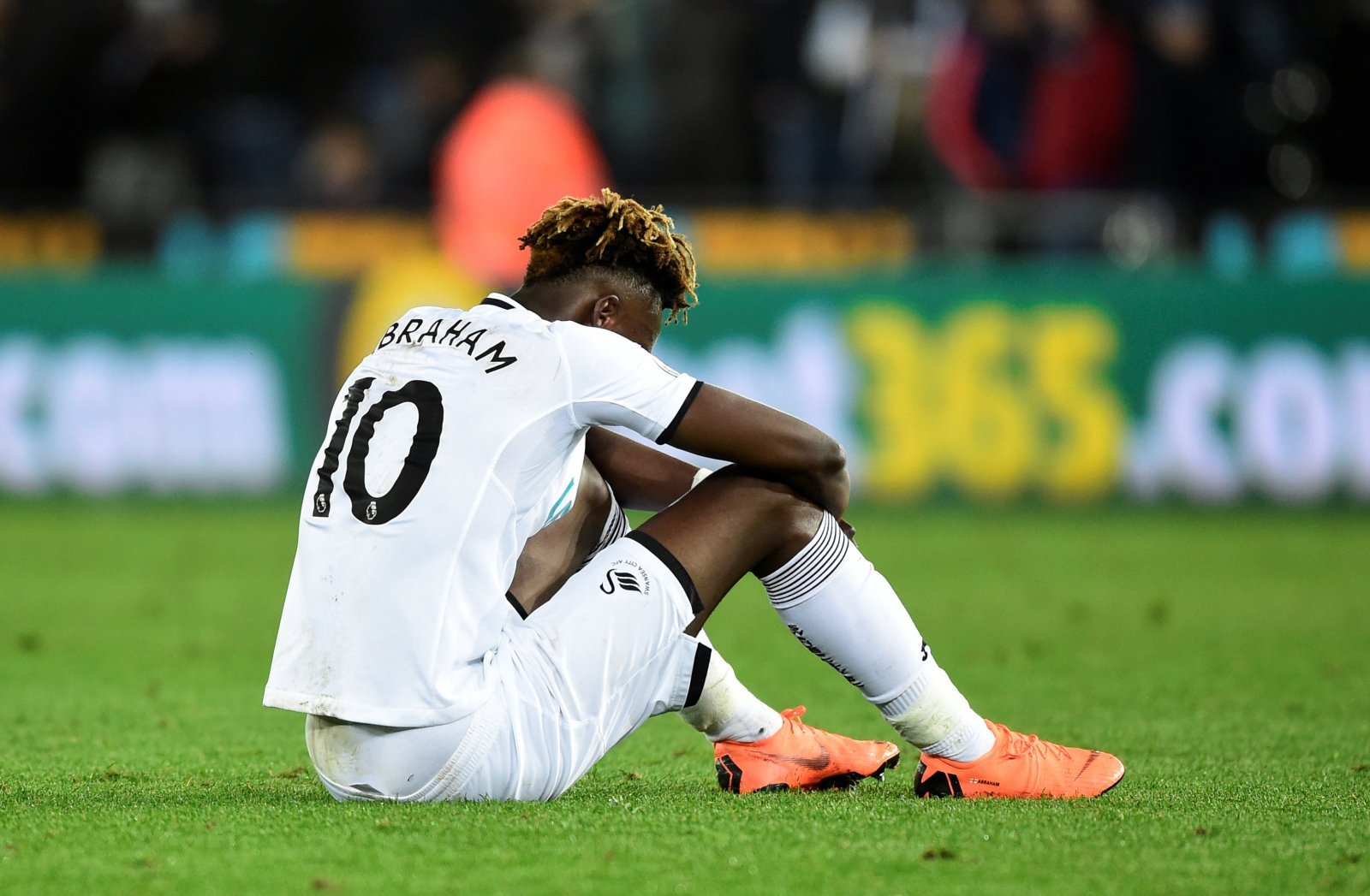 Nottingham Forest should still try and offer Tammy Abraham a chance to grow
