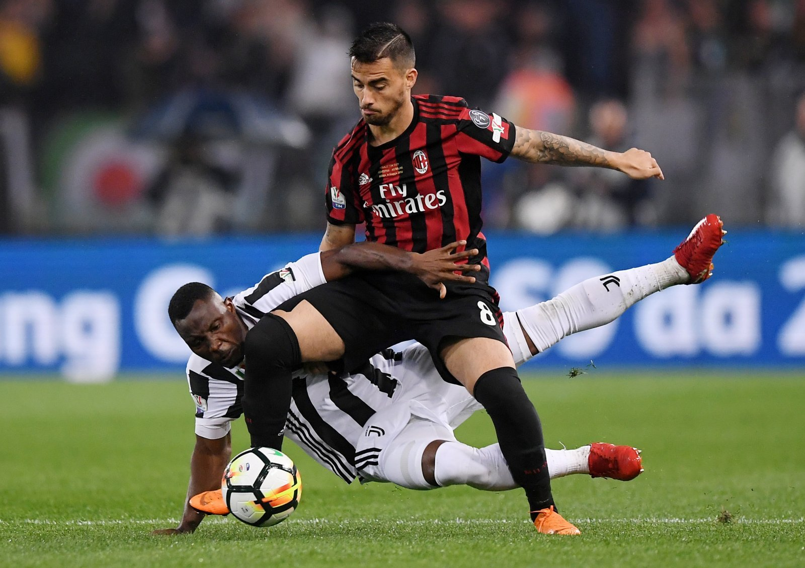 Tottenham eyeing up move for AC Milan's Suso