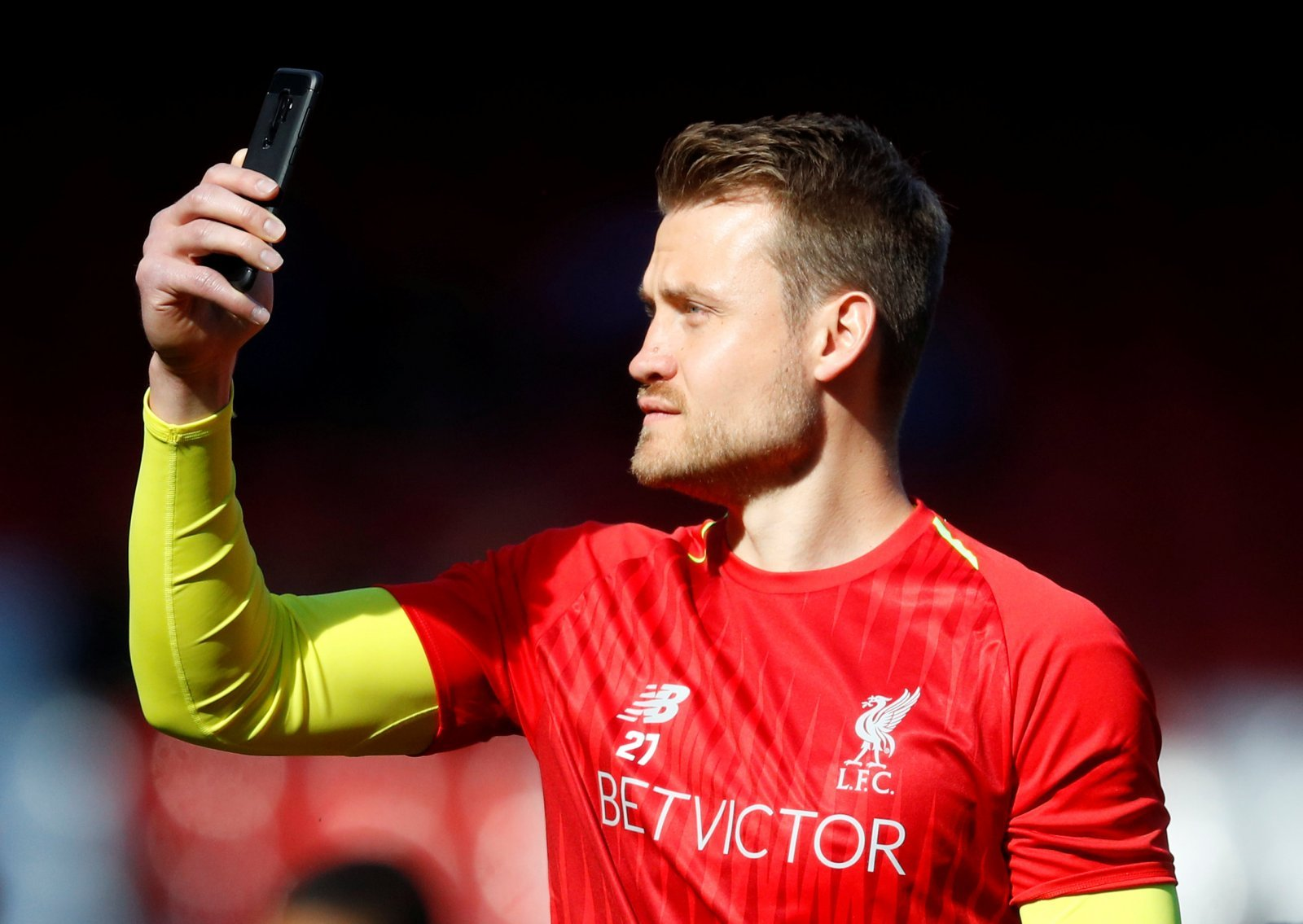 Sell him now: 80% of polled Liverpool fans would rather keep Karius over 21-cap international