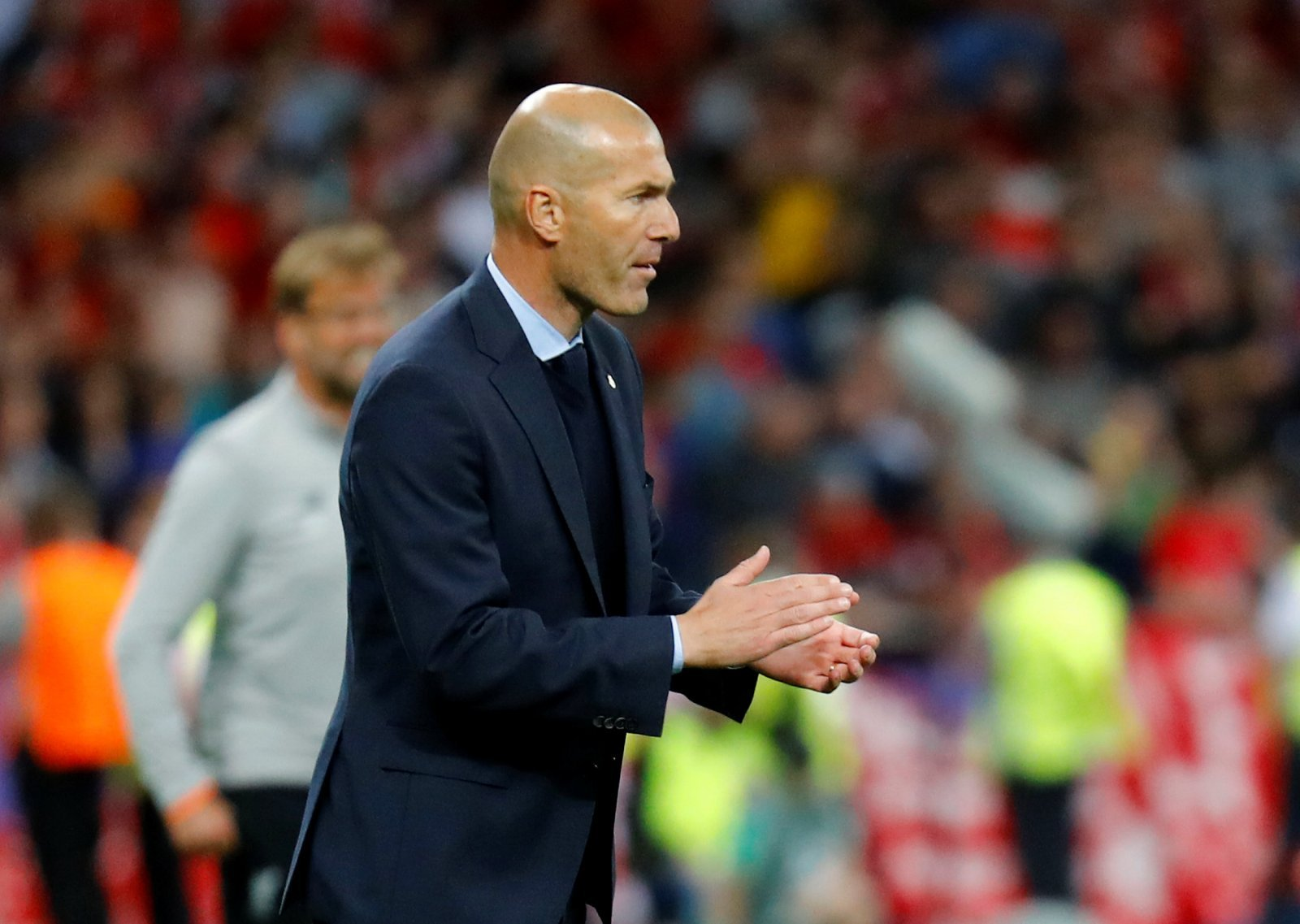 Opinion: Zidane's potential dream XI if he were to take over from Mourinho at Man Utd