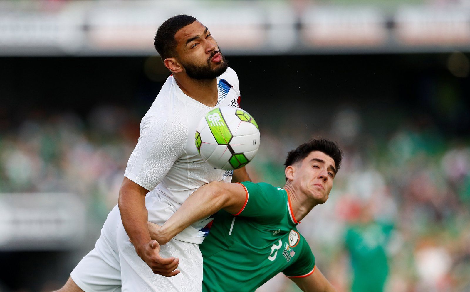 Loan deal for Cameron Carter-Vickers would fill void left by John Terry at Aston Villa