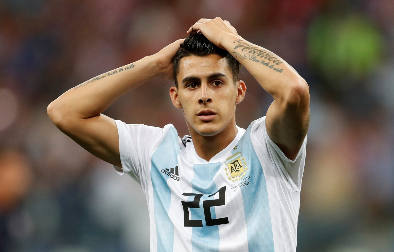 Deal for Cristian Pavon is the wrong move by Arsenal