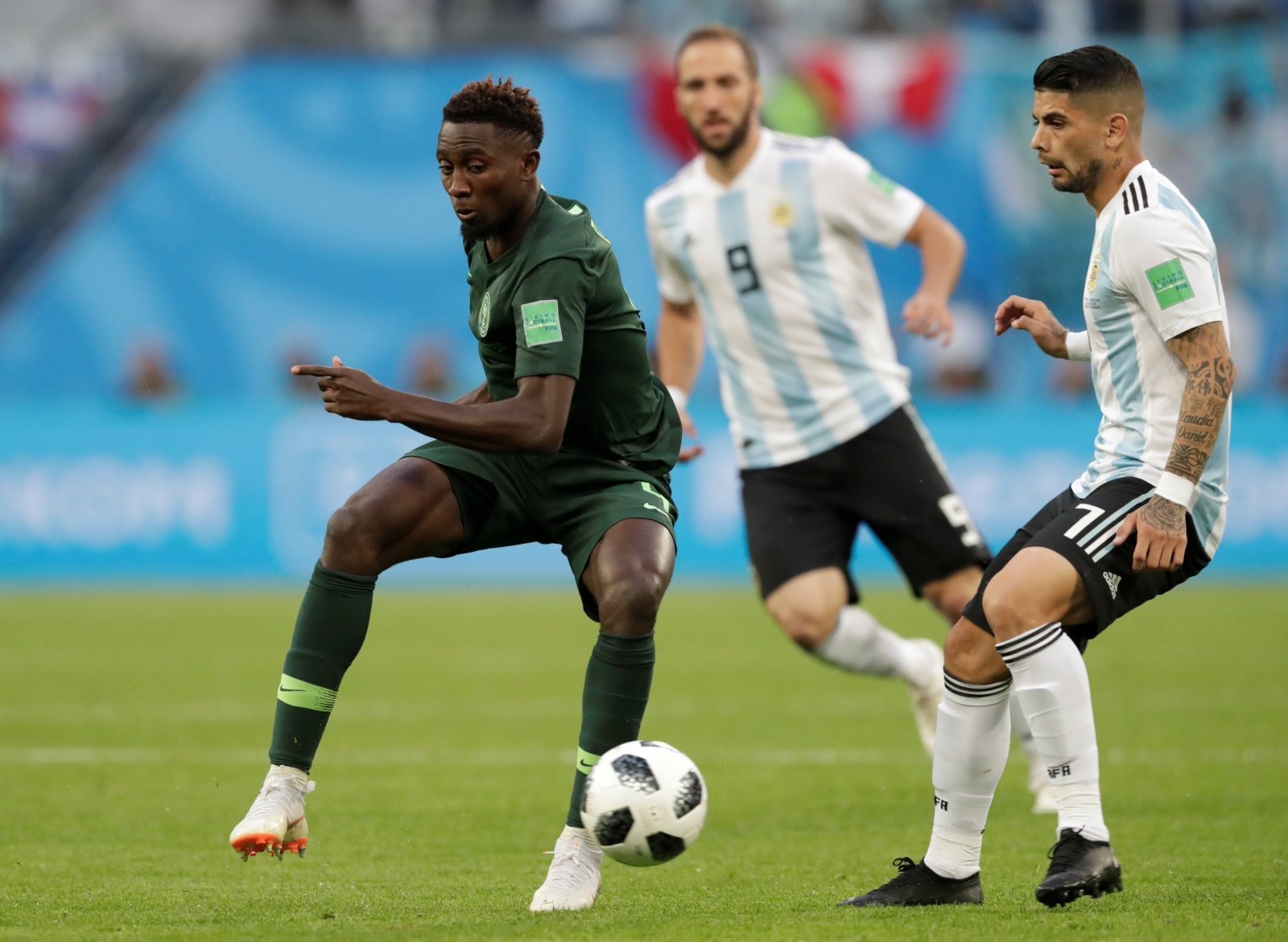 Stefano Sturaro to Leicester should increase Man City's chances of signing Wilfred Ndidi