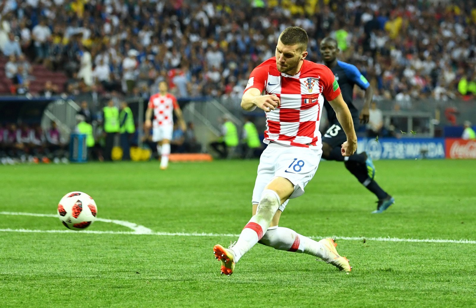 Bayern Munich have given Tottenham an ideal opportunity to sign Ante Rebic
