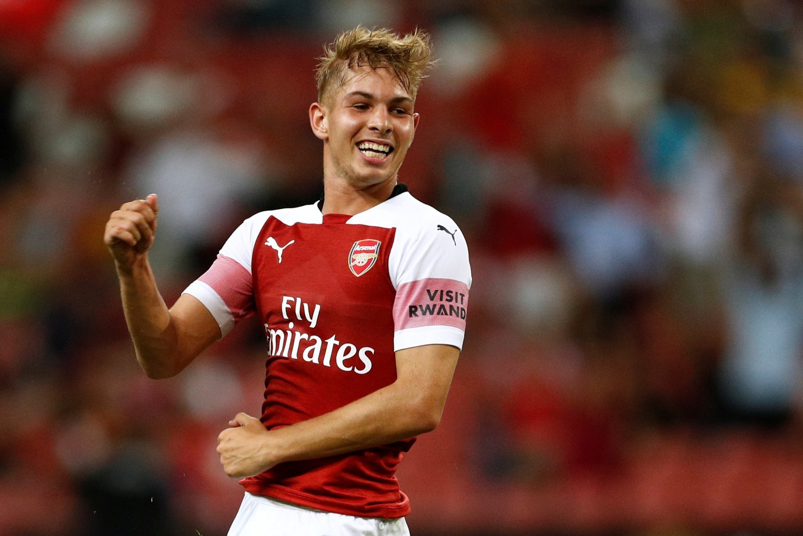 Arsenal fans on Twitter loved these comments from Emile Smith-Rowe