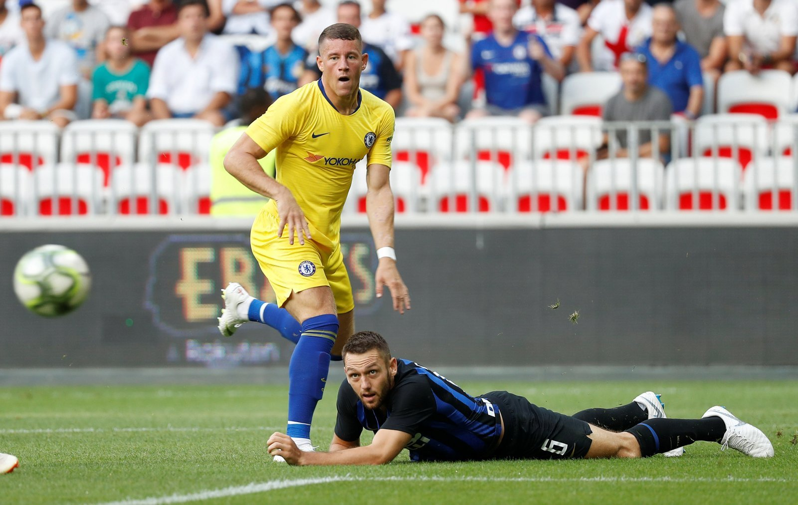 Now or never: Time is running out for Ross Barkley to prove his worth at Chelsea