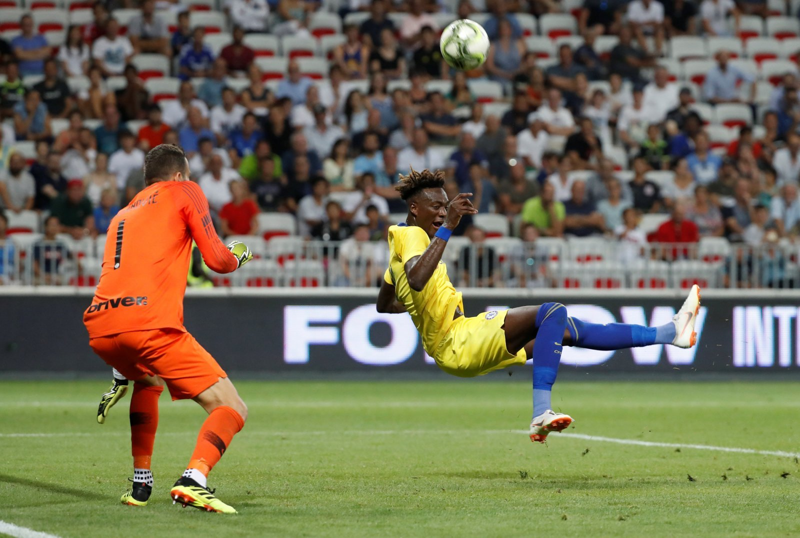 Tammy Abraham deal would steal the headlines for Aston Villa