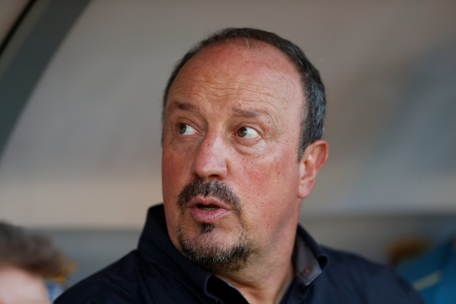 Rafa Benitez tells his players to fight