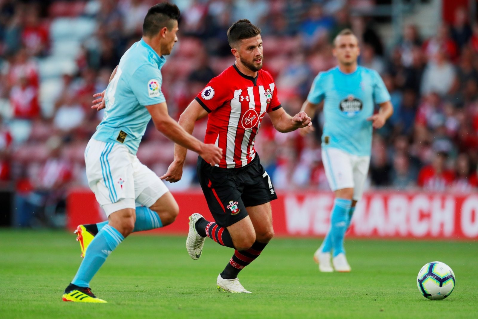 Aston Villa should sign Southampton's Shane Long on loan before August 31st