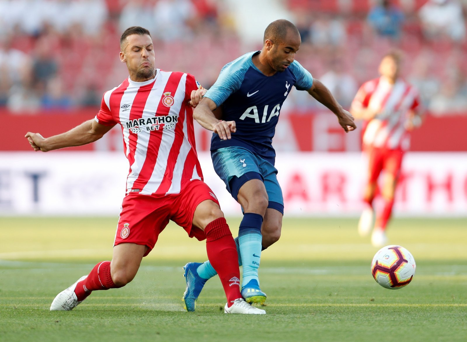 Selling Lucas Moura would be an awful decision from Tottenham Hotspur