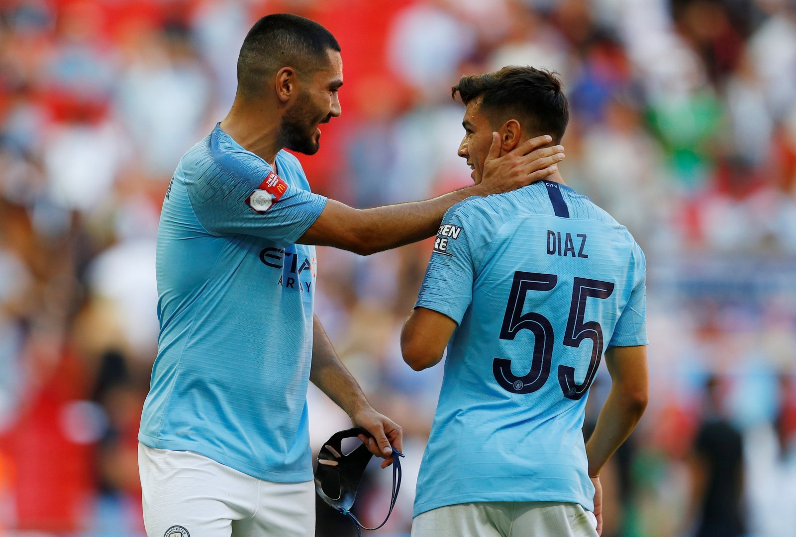 Aston Villa should submit loan bid for Brahim Diaz before August 31st