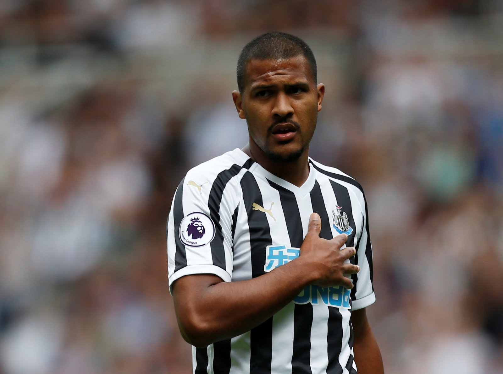 West Brom activate 12 month extension on Salomon Rondon's contract
