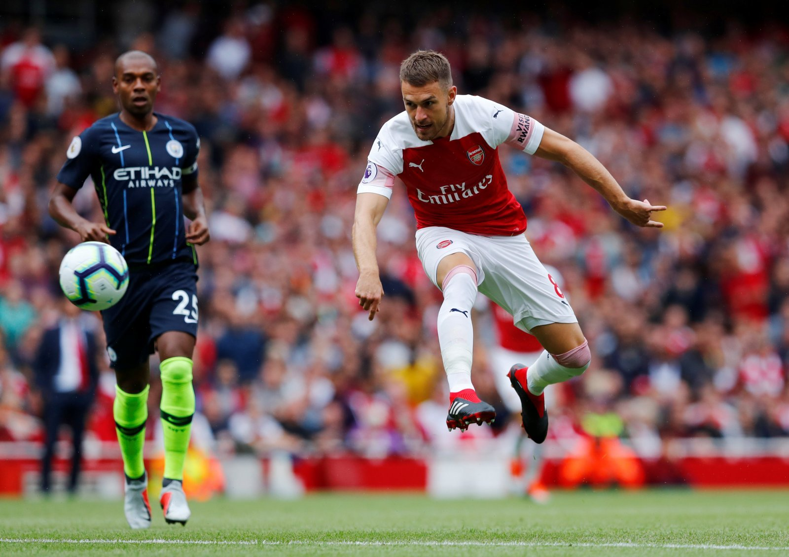 Opinion: Everton can make a real statement by signing Ramsey in January