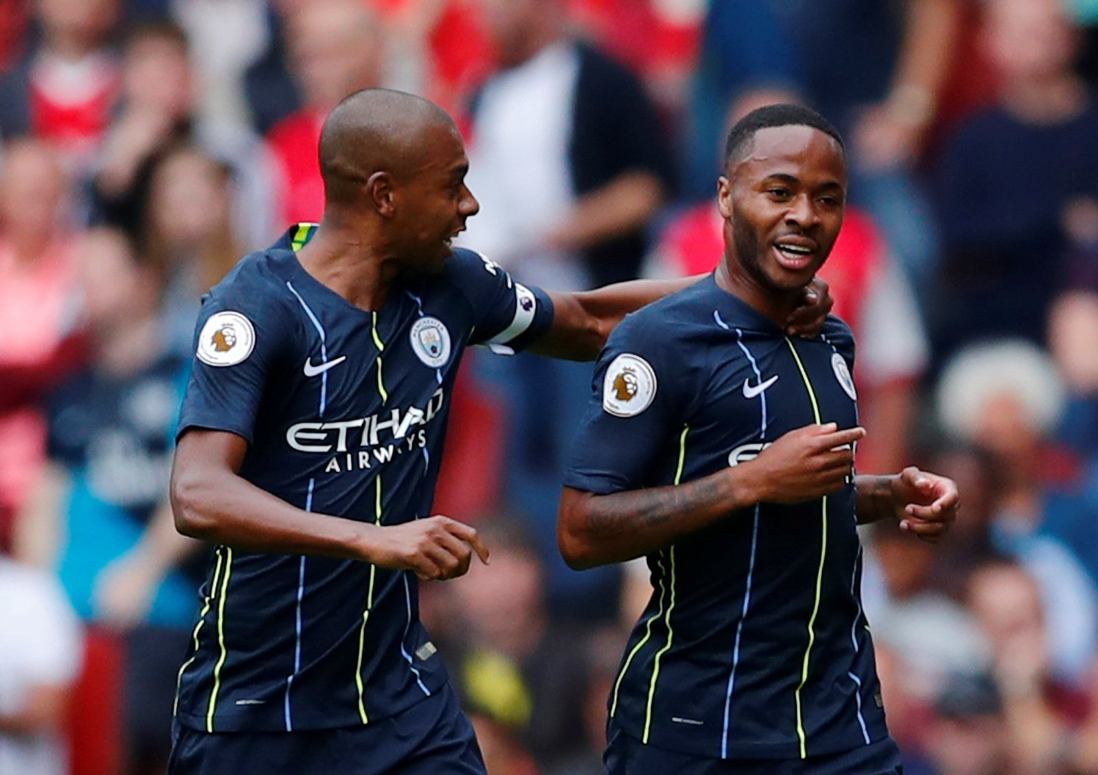 Man City fans are wrong to call for Raheem Sterling's departure
