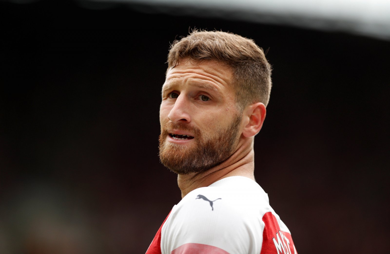 Arsenal fans take to Twitter to praise Mustafi on Newcastle display
