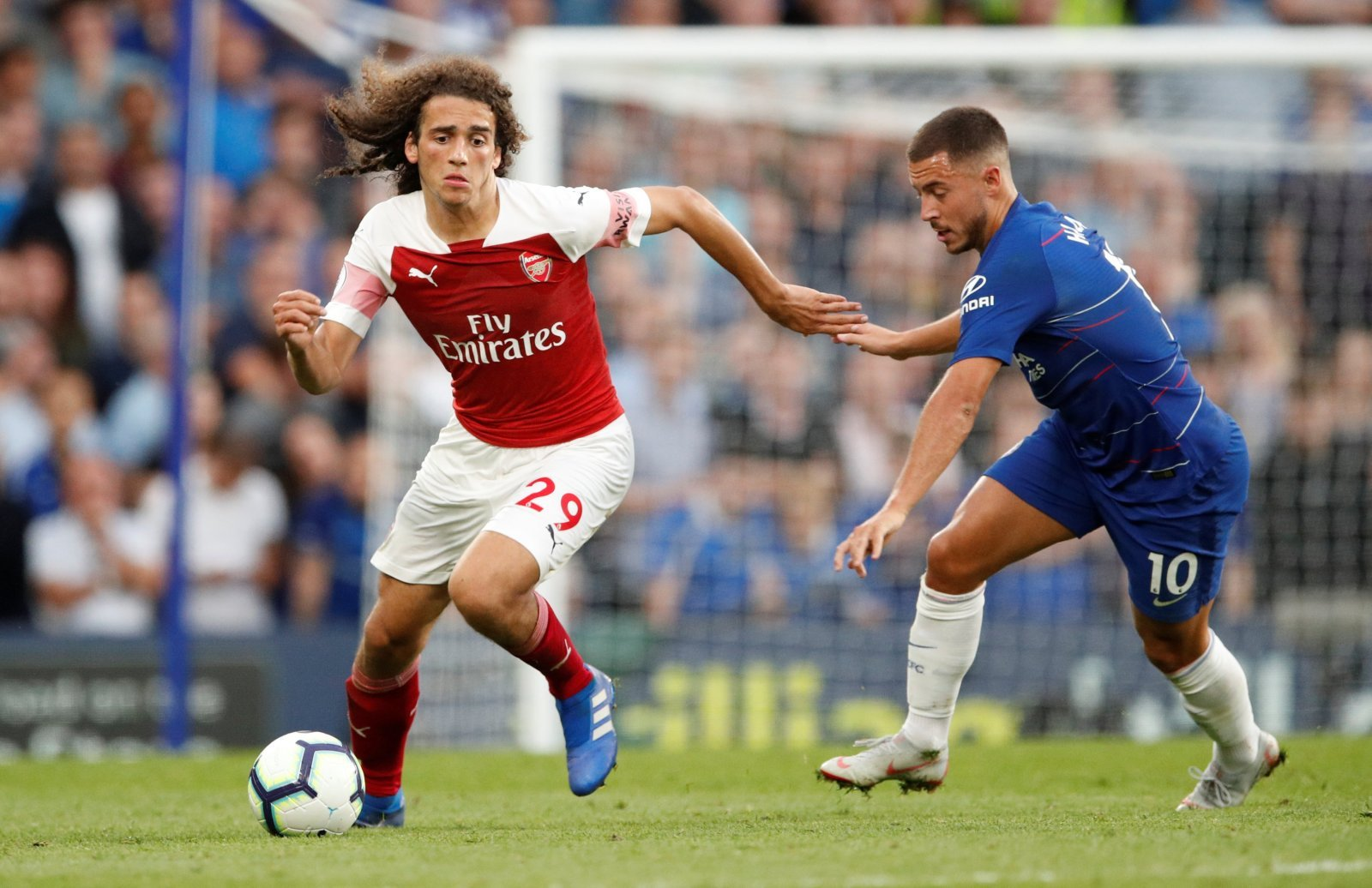 TT Introduces: Arsenal wonderkid Mattéo Guendouzi
