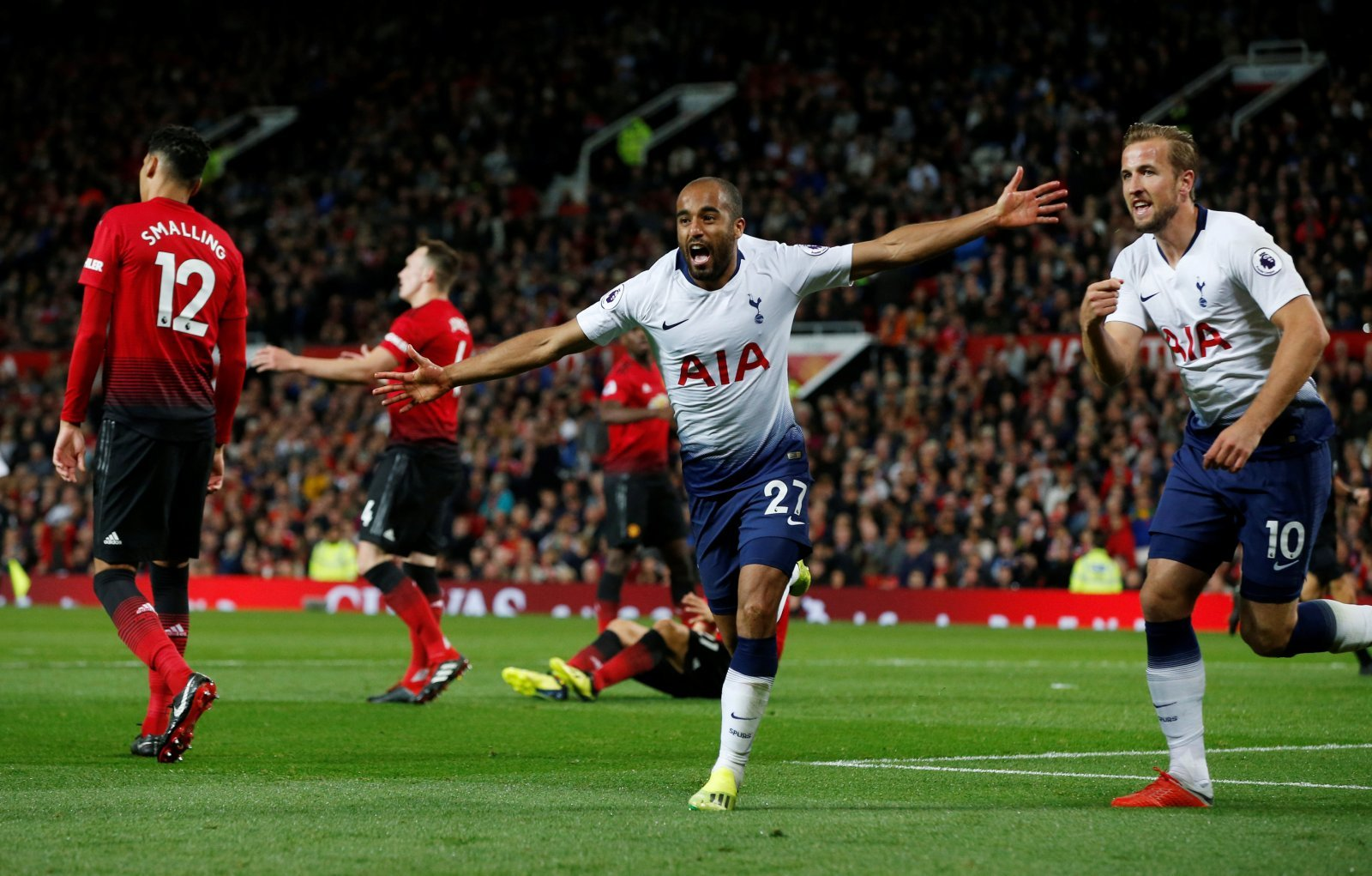 Jamie Carragher is spot on about Lucas Moura at Tottenham