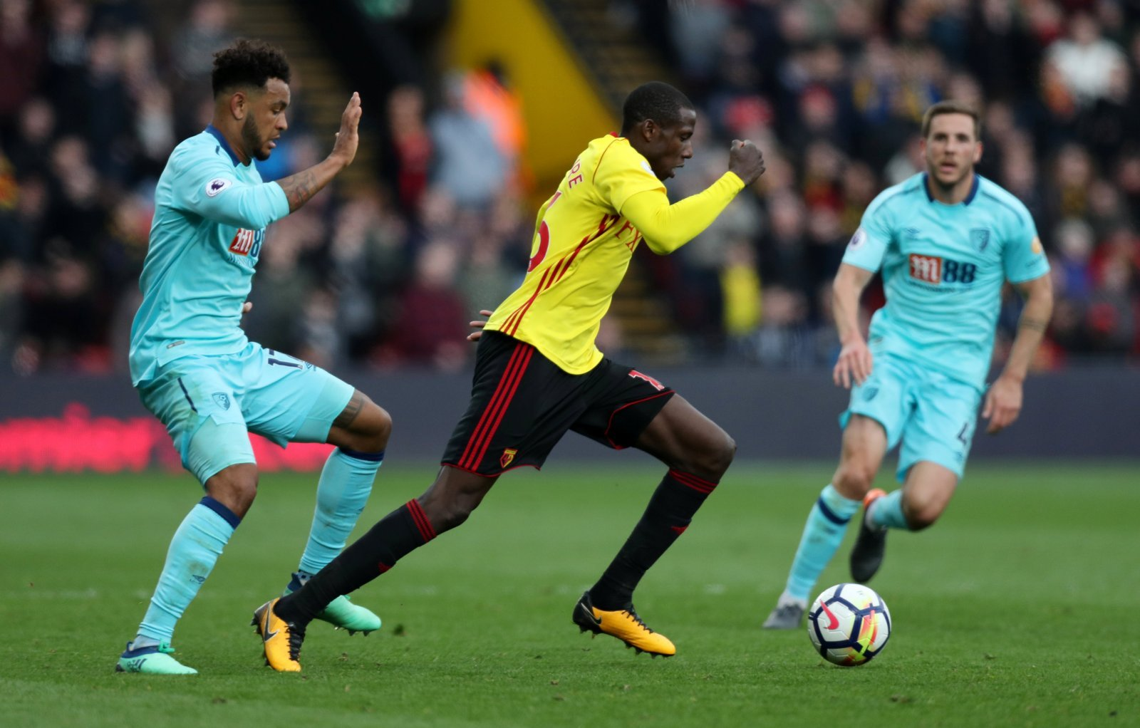 Chelsea should have fought for Doucoure to replace Bakayoko