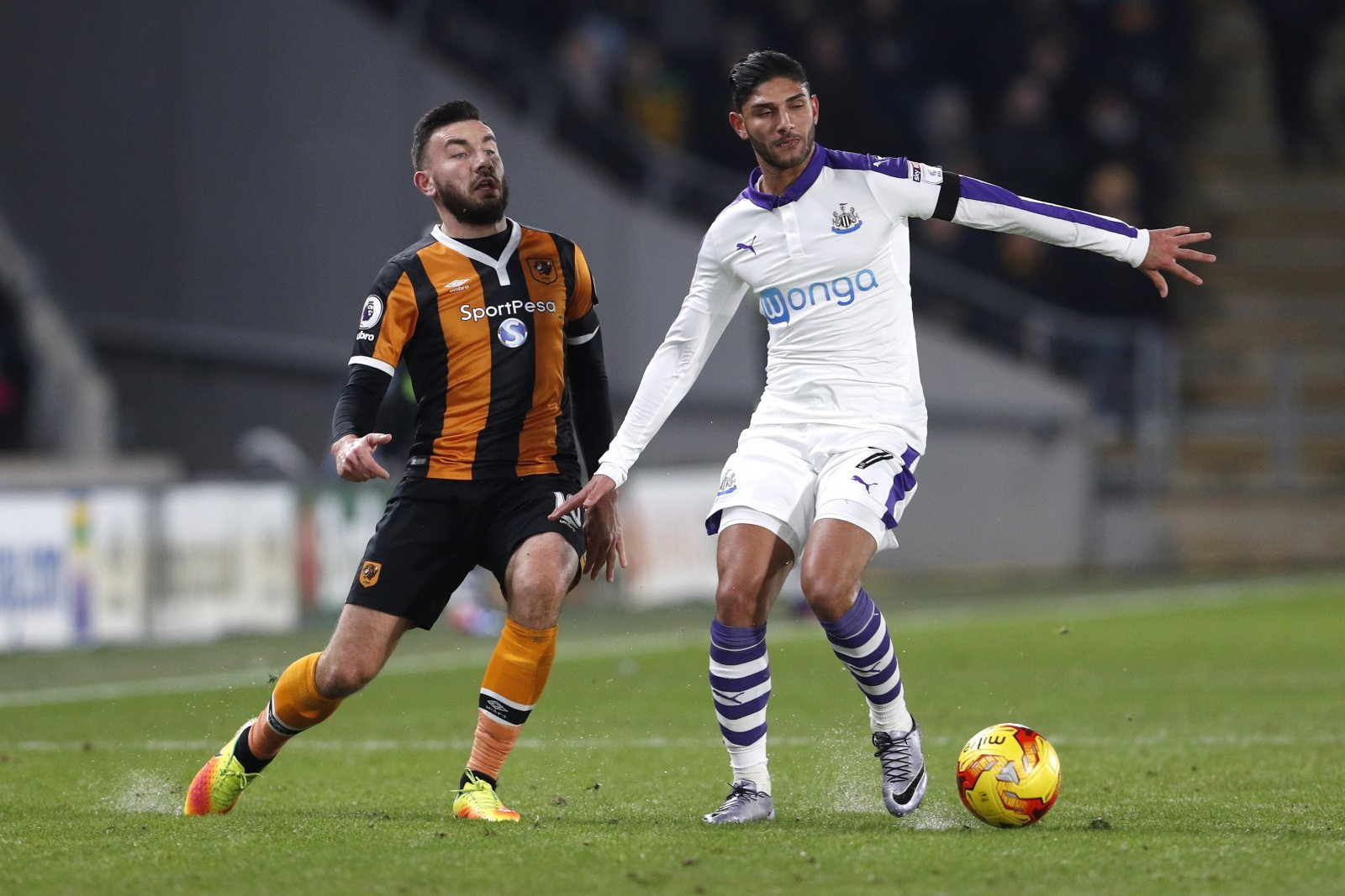 Achraf Lazaar will remain training with the developmental side