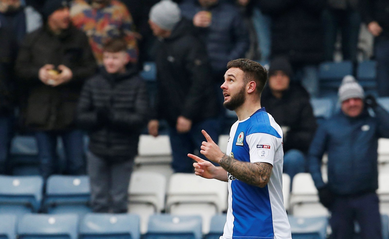 Leeds need Adam Armstrong to complete their attack
