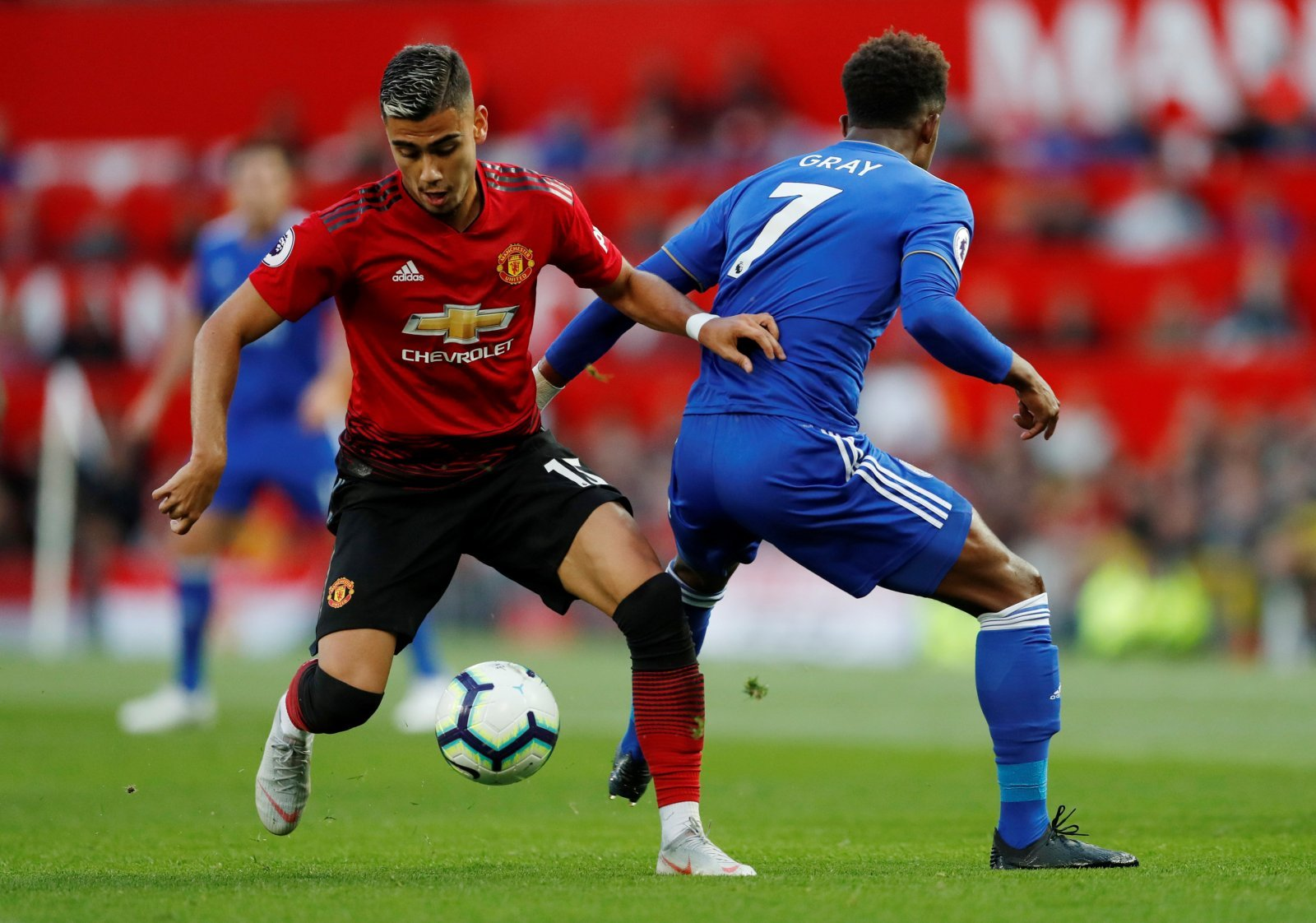Andreas Pereira: The man to help Manchester United make a statement tonight