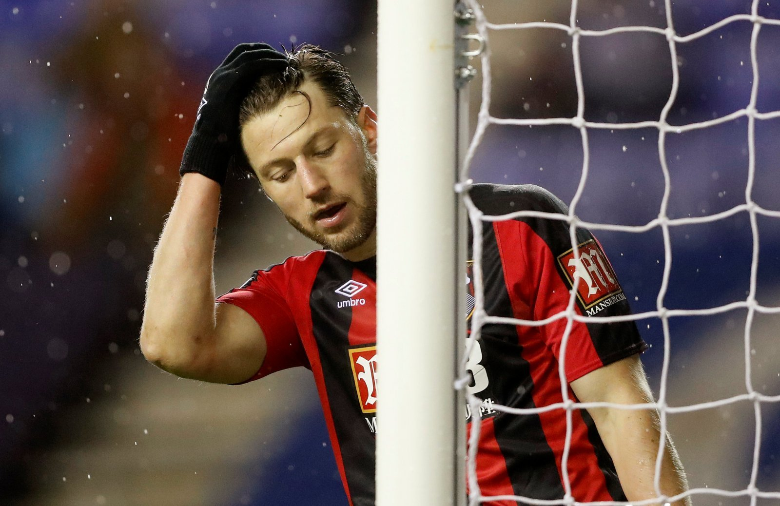Newcastle fans on Twitter fume that Arter survived Cardiff clash
