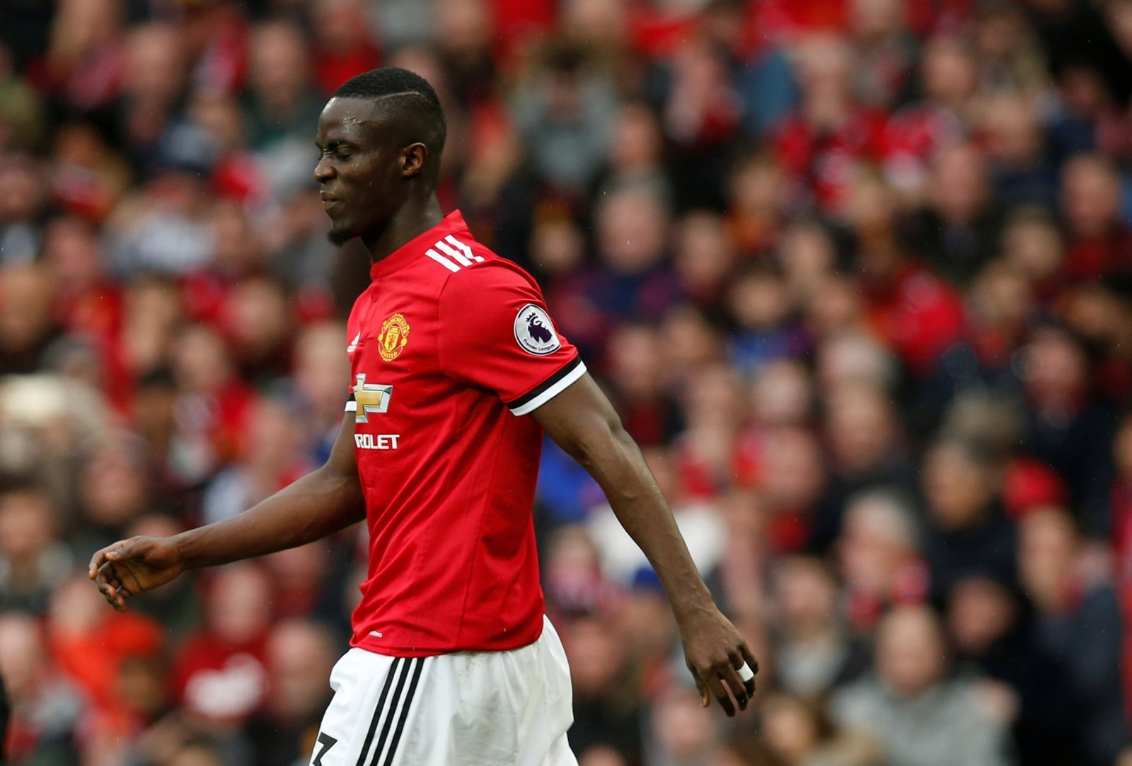 Eric Bailly could be the defensive rock Tottenham's new White Hart Lane needs