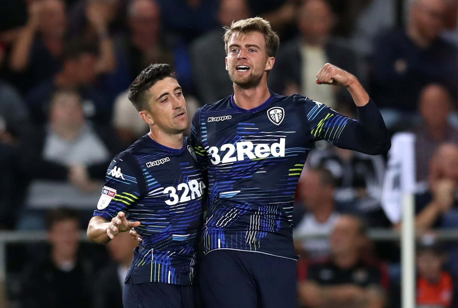 Leeds fans can't wait for Bamford's return