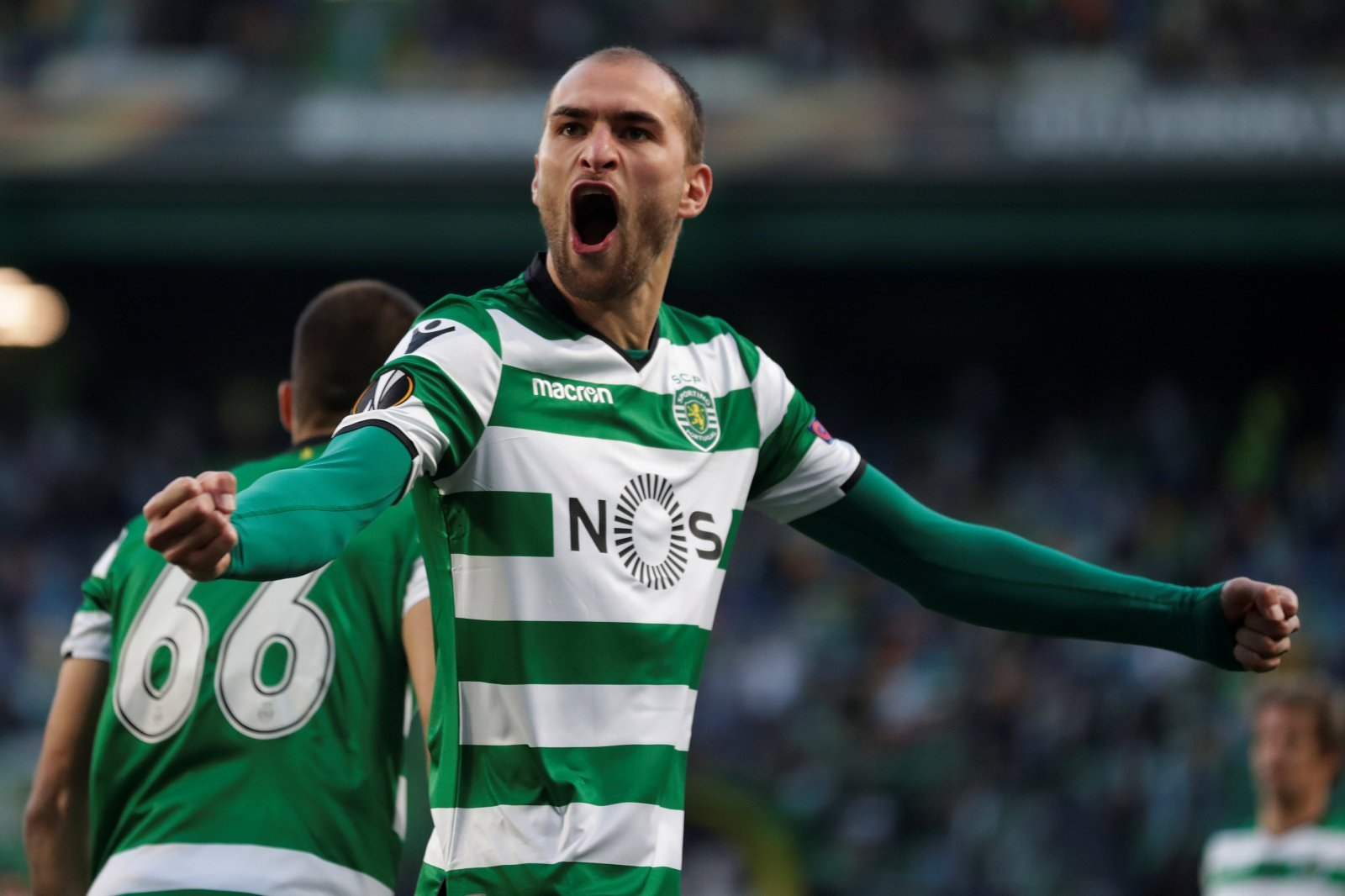 West Bromwich Albion: Baggies made approach to sign Bas Dost from Sporting CP