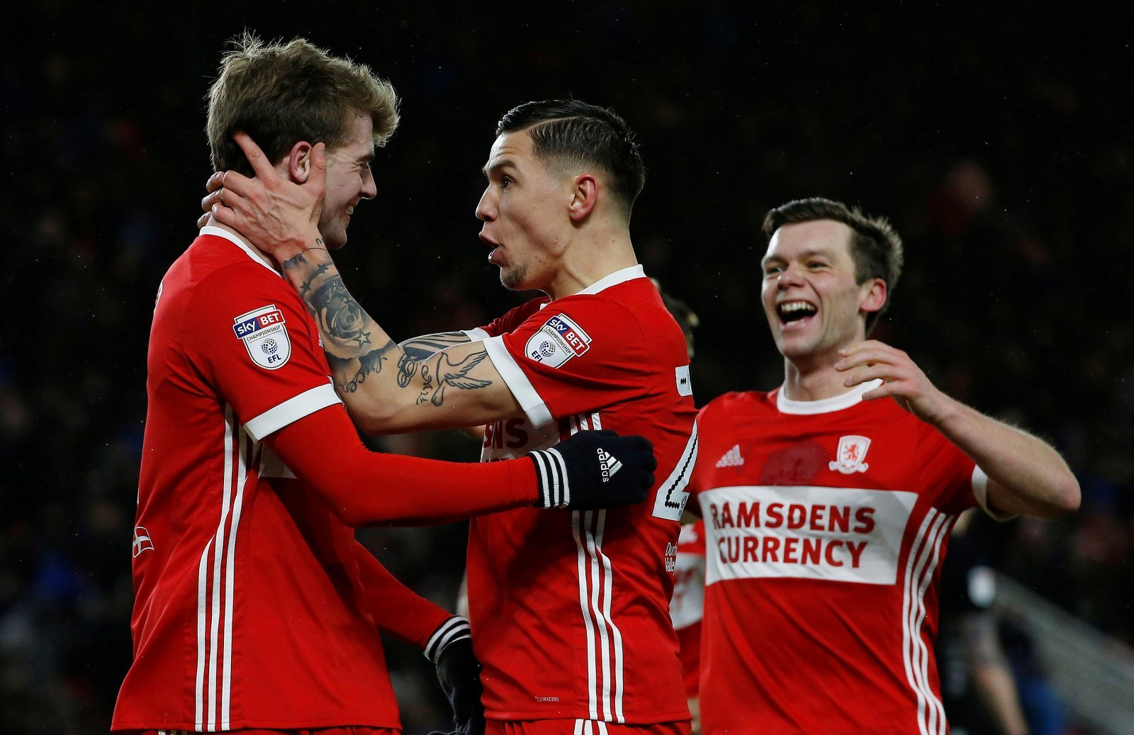 Re-signing Mo Besic brings delight to many Middlesbrough fans