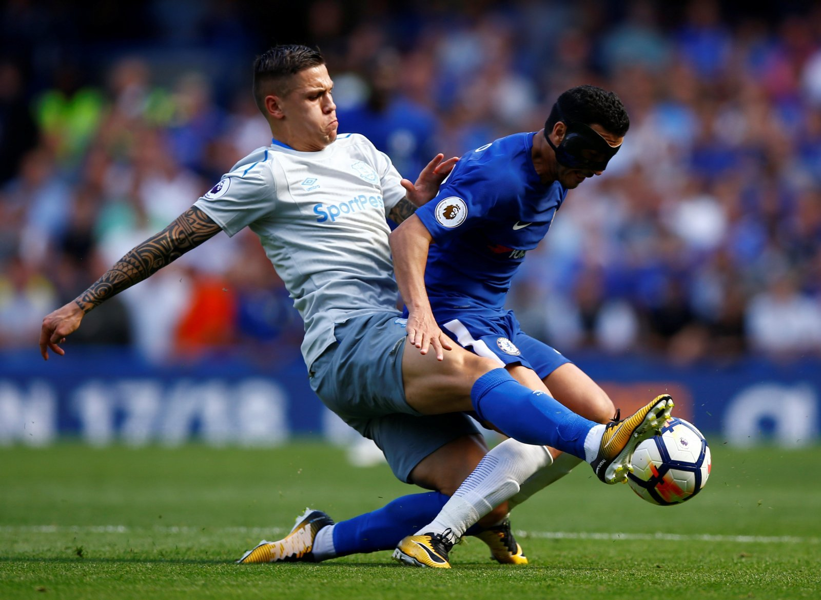 Some Everton fans aren't convinced by the decision to let Mo Besic leave
