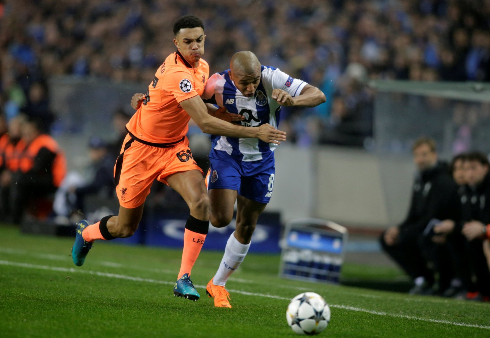 Newcastle line up move for Yacine Brahimi