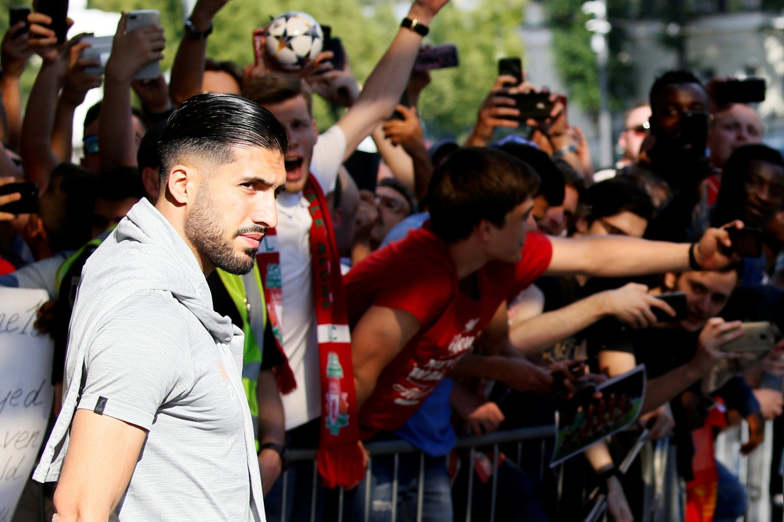Letting Emre Can leave could be costly for Liverpool